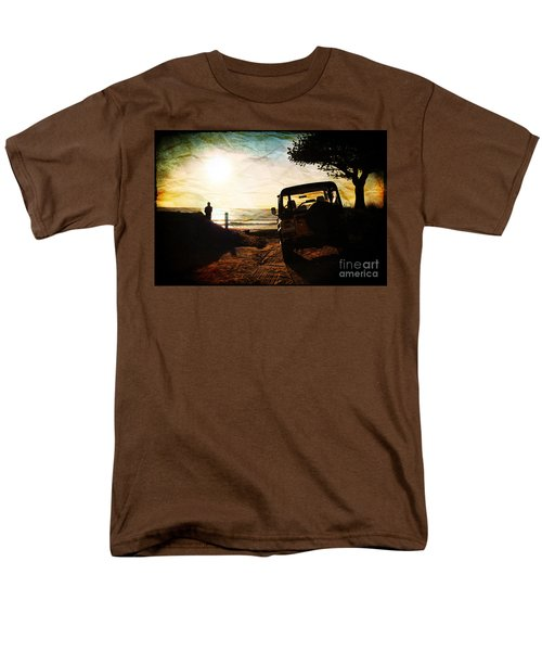 Time To Think Men's T-Shirt  (Regular Fit) by Sabine Jacobs