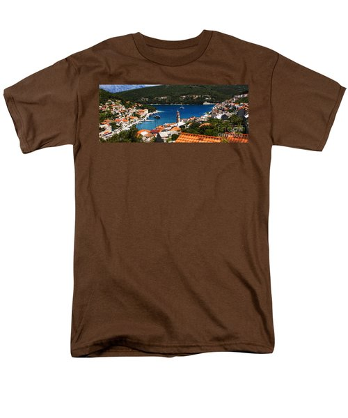 Tiny Inlet Men's T-Shirt  (Regular Fit) by Andrew Paranavitana