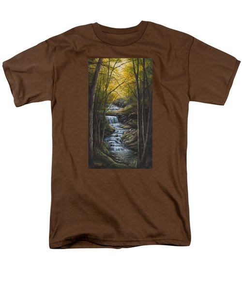 Tranquility Men's T-Shirt  (Regular Fit) by Kim Lockman