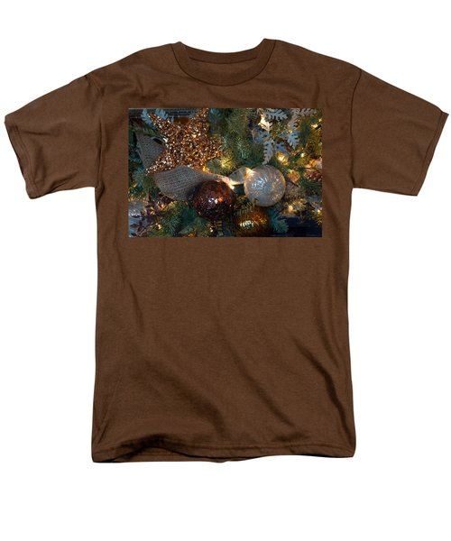 Tree Trimmings Men's T-Shirt  (Regular Fit) by Patricia Babbitt
