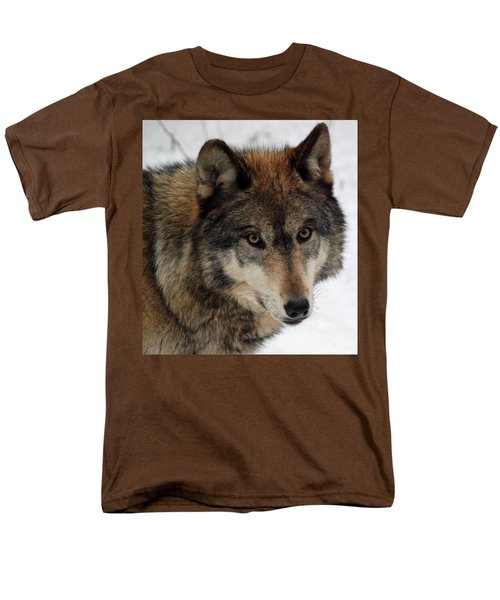 Men's T-Shirt  (Regular Fit) featuring the photograph Trusting by Richard Bryce and Family