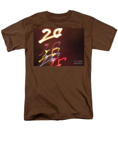 Men's T-Shirt  (Regular Fit) featuring the photograph Twenty by Ausra Huntington nee Paulauskaite