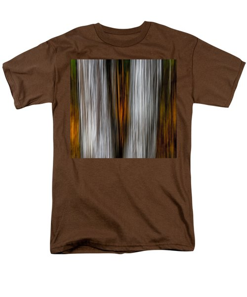 Men's T-Shirt  (Regular Fit) featuring the photograph Twin Trunks by Darryl Dalton