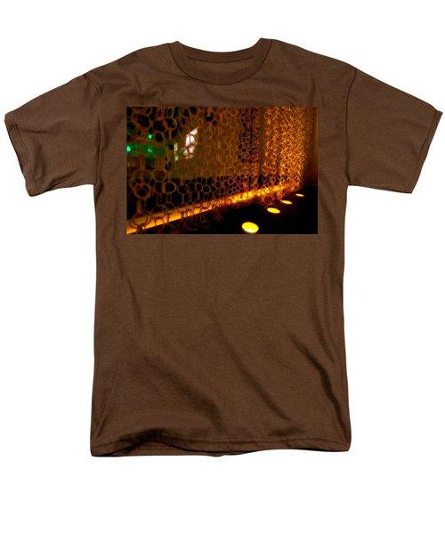 Uplight The Chains Men's T-Shirt  (Regular Fit) by Melinda Ledsome