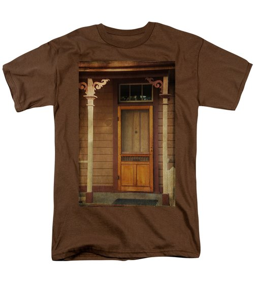 Vintage Doorway Men's T-Shirt  (Regular Fit) by Marilyn Wilson