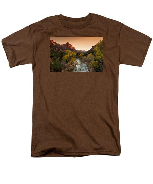 Virgin River Men's T-Shirt  (Regular Fit) by Tassanee Angiolillo