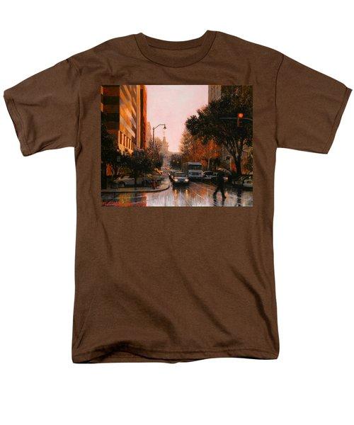 Vista Drizzle Men's T-Shirt  (Regular Fit) by Blue Sky