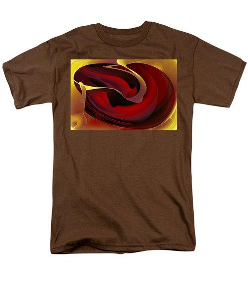 Voluptuous Men's T-Shirt  (Regular Fit) by Diane Dugas