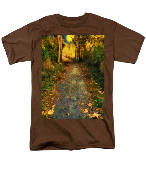 Washed In Gold Men's T-Shirt  (Regular Fit) by RC deWinter