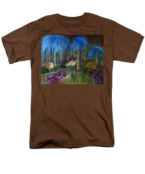 Welcome To The Jungle Men's T-Shirt  (Regular Fit) by Dick Bourgault