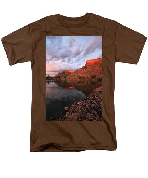 Men's T-Shirt  (Regular Fit) featuring the photograph Western Colorado by Ronda Kimbrow