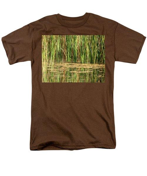 Wetlands Men's T-Shirt  (Regular Fit) by Laurel Powell