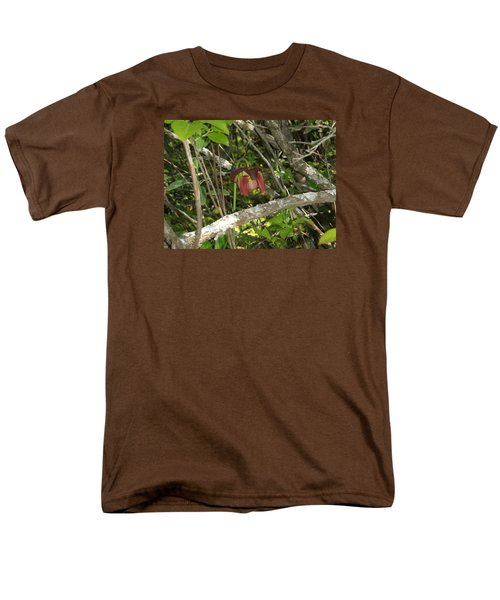 Men's T-Shirt  (Regular Fit) featuring the photograph Wildflower by Robert Nickologianis