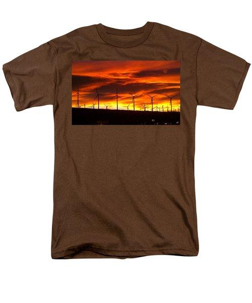 Shades Of Light  Men's T-Shirt  (Regular Fit) by Chris Tarpening