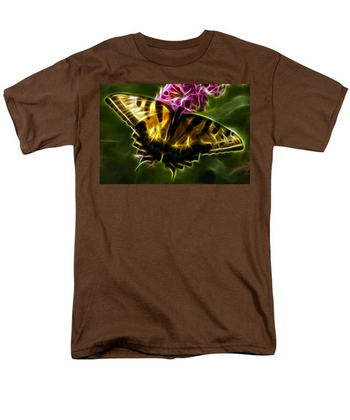 Winged Beauty Men's T-Shirt  (Regular Fit) by Joann Copeland-Paul
