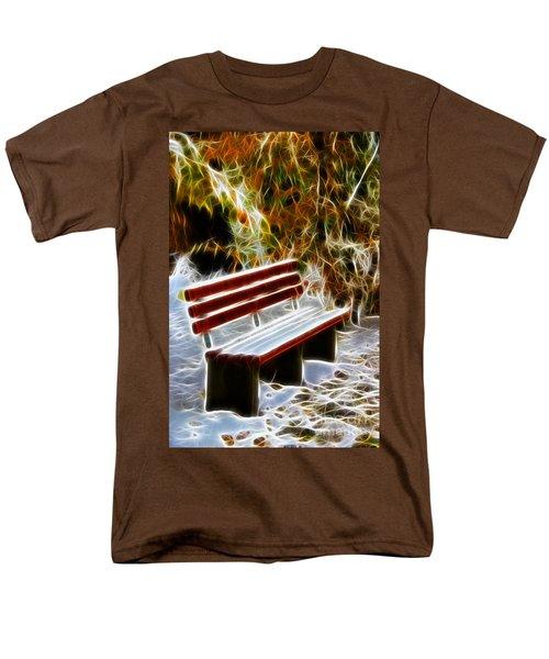 Winters Dream Men's T-Shirt  (Regular Fit) by Mariola Bitner