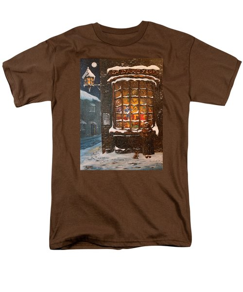 Men's T-Shirt  (Regular Fit) featuring the painting Ye Old Toy Shoppe by Jean Walker