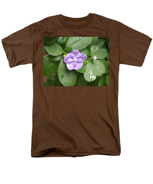 Men's T-Shirt  (Regular Fit) featuring the photograph Yesterday Today Tomorrow by Lew Davis
