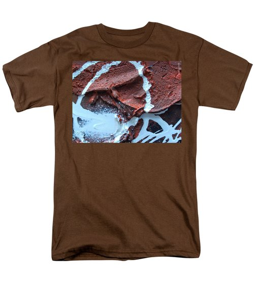Men's T-Shirt  (Regular Fit) featuring the photograph Young Love Part One by Sir Josef - Social Critic - ART