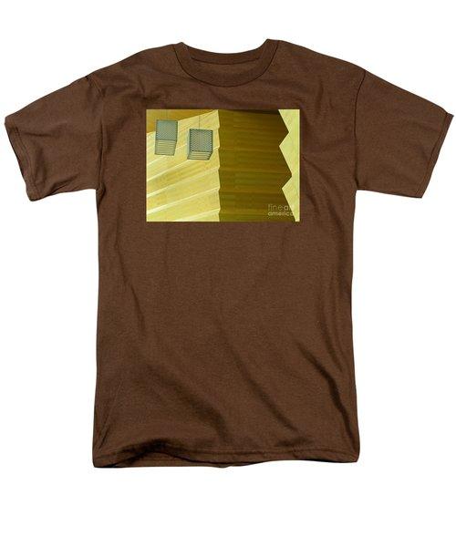 Zig-zag Men's T-Shirt  (Regular Fit) by Ann Horn