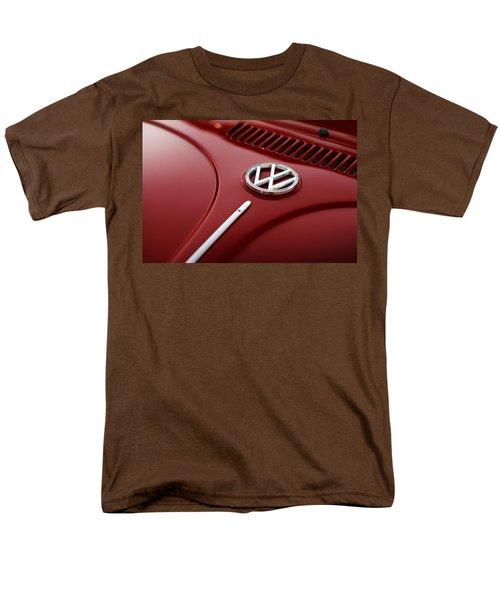 Men's T-Shirt  (Regular Fit) featuring the photograph 1973 Volkswagen Beetle by Gordon Dean II