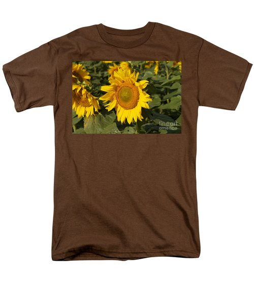Men's T-Shirt  (Regular Fit) featuring the photograph Sun Flower by William Norton