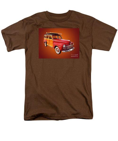 1947 Woody Men's T-Shirt  (Regular Fit) by Jim Carrell