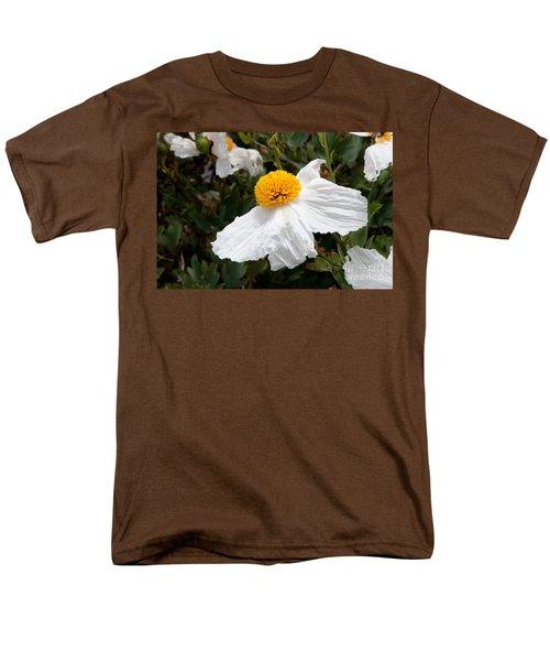 Along Big Sur Men's T-Shirt  (Regular Fit) by Carol Ailles