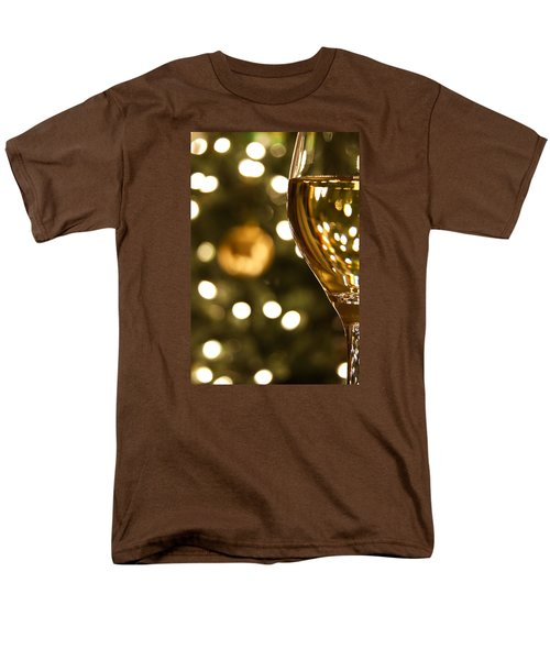 A Drink By The Tree Men's T-Shirt  (Regular Fit) by Andrew Soundarajan