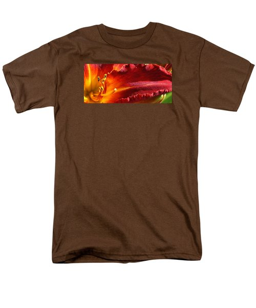 Men's T-Shirt  (Regular Fit) featuring the photograph A Ray Of Beauty by Bruce Bley