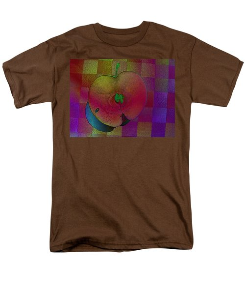 Men's T-Shirt  (Regular Fit) featuring the photograph Apple Of My Eye by David Pantuso