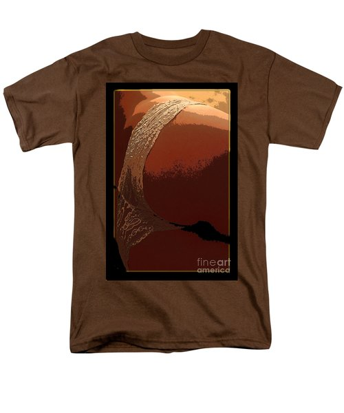 Men's T-Shirt  (Regular Fit) featuring the painting Assology 1 by Tbone Oliver