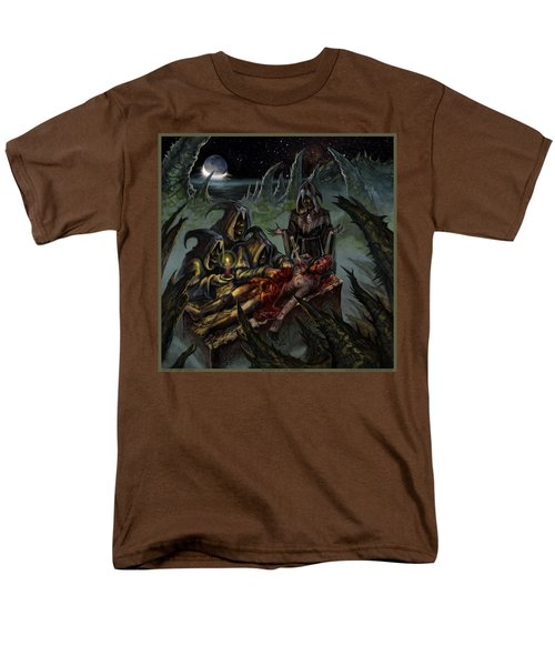 Autopsy Of The Damned  Men's T-Shirt  (Regular Fit) by Tony Koehl
