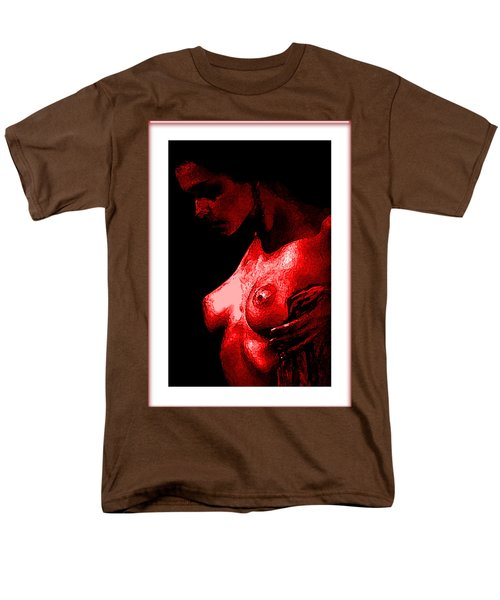 Breast In Color Men's T-Shirt  (Regular Fit) by Tbone Oliver