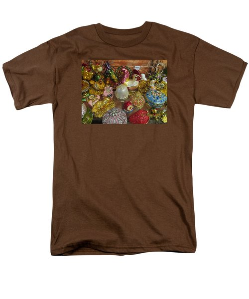 Men's T-Shirt  (Regular Fit) featuring the photograph  Fancy And Colorful by Tina M Wenger
