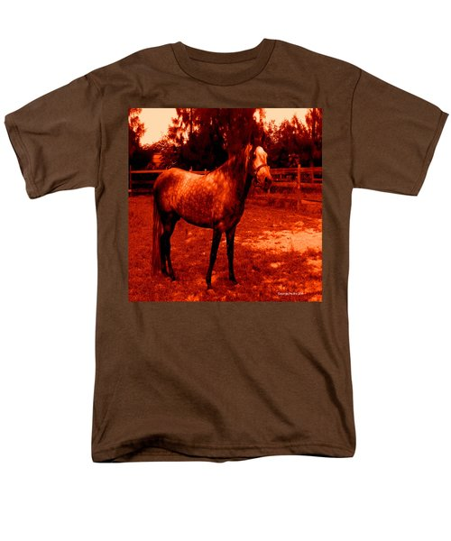 Men's T-Shirt  (Regular Fit) featuring the photograph Defiance by George Pedro