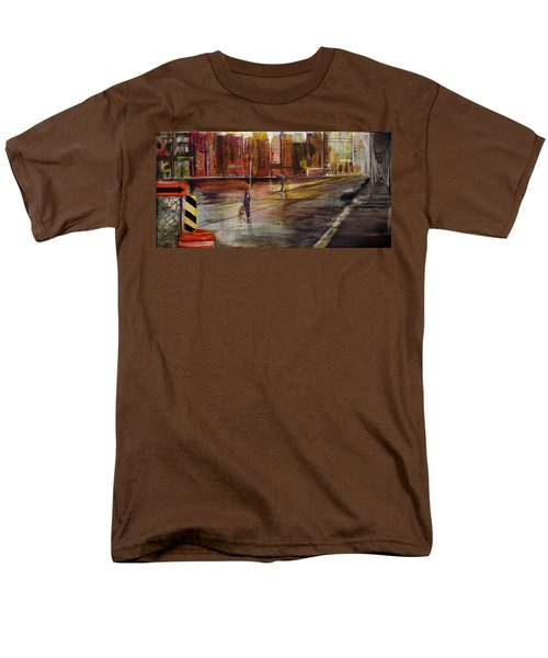 Early Sunday Morning Men's T-Shirt  (Regular Fit)