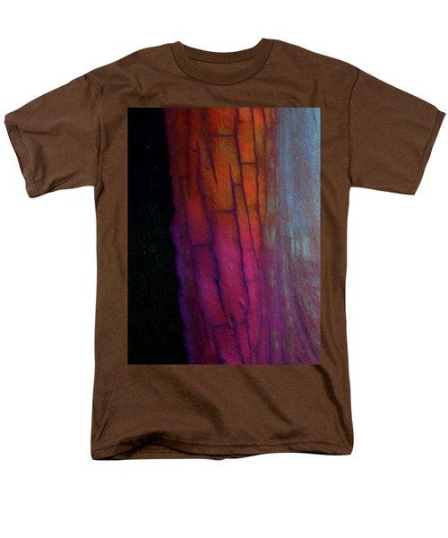 Men's T-Shirt  (Regular Fit) featuring the digital art Enter by Richard Laeton