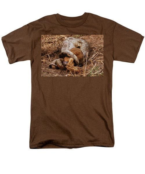 Men's T-Shirt  (Regular Fit) featuring the photograph Entrapped by Fotosas Photography