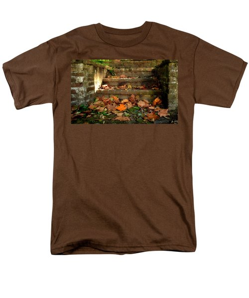 Fall Men's T-Shirt  (Regular Fit) by Brian Hughes