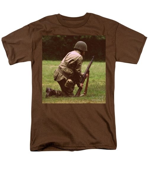 Men's T-Shirt  (Regular Fit) featuring the photograph For Freedom by Lydia Holly