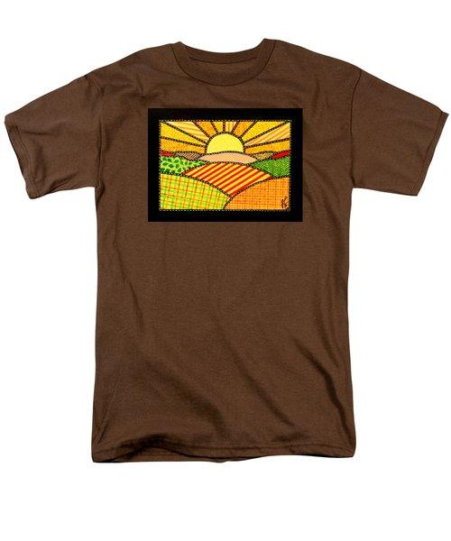 Good Day Sunshine Men's T-Shirt  (Regular Fit)