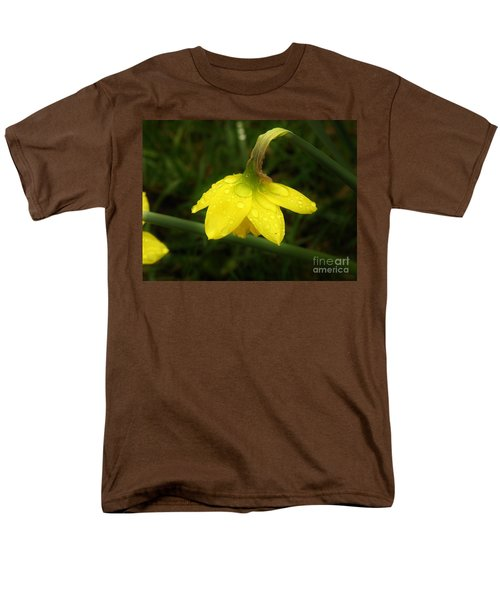 Men's T-Shirt  (Regular Fit) featuring the photograph Heavy With Water by Sherman Perry