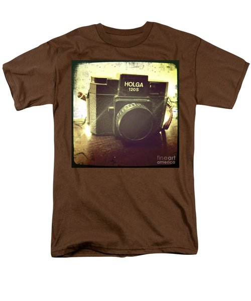 Men's T-Shirt  (Regular Fit) featuring the photograph Holga by Nina Prommer