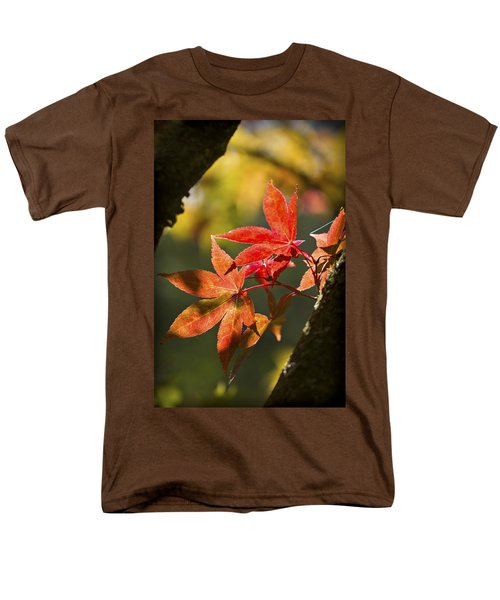 Men's T-Shirt  (Regular Fit) featuring the photograph In Between... by Clare Bambers