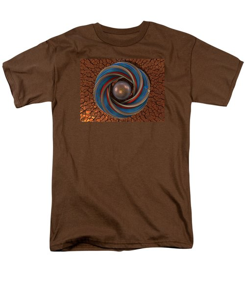 Men's T-Shirt  (Regular Fit) featuring the digital art Inclusion by Manny Lorenzo