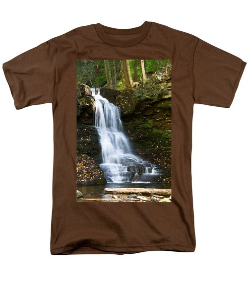 Is It Cottonwood Men's T-Shirt  (Regular Fit) by Ronald Lutz