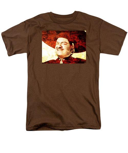Jose Alfredo Jimenez Men's T-Shirt  (Regular Fit) by J- J- Espinoza