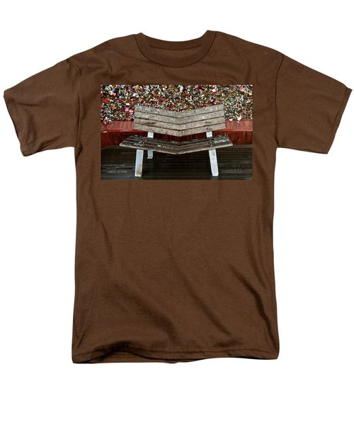 Men's T-Shirt  (Regular Fit) featuring the photograph Locks Of Love 2 by Kume Bryant