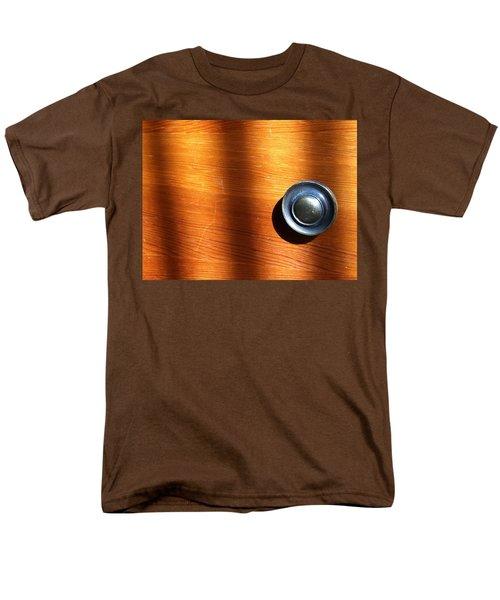Men's T-Shirt  (Regular Fit) featuring the photograph Morning Shadows by Bill Owen